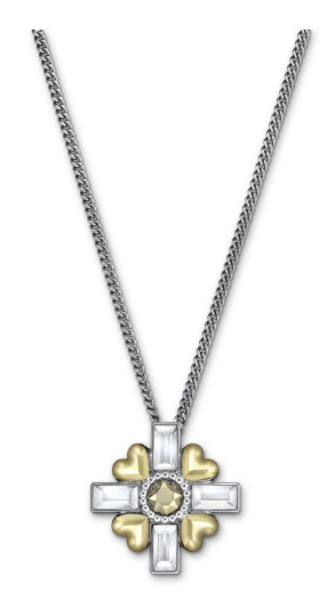 GIVEAWAY: A stunning Swarovski pendant necklace from the