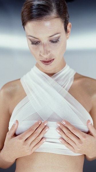Wrinkled, saggy breasts? Turns out breast tissue ages faster than the rest of your body