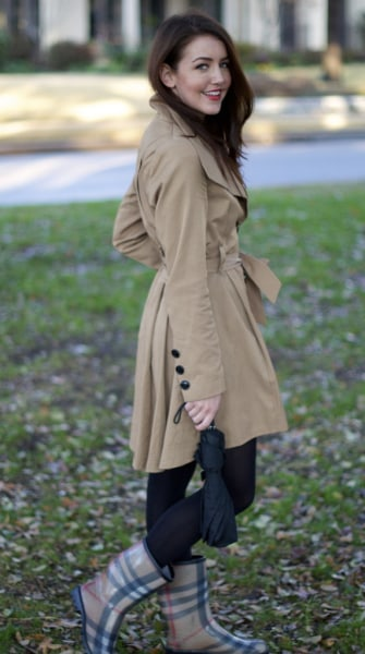 Get it now: classic trench