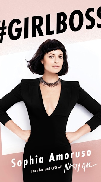 Giveaway: Nasty Gal Co-Founder & CEO's debut book #GIRLBOSS