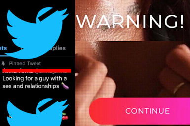 Porn bots are now storming Twitter's trending topics