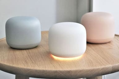Google Nest WiFi hands-on: Range extenders have never sounded so good