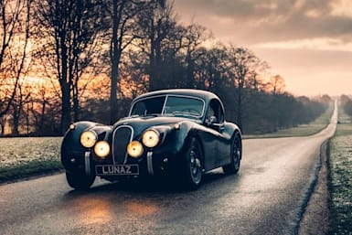 Lunaz is electrifying beautiful but unreliable classic cars