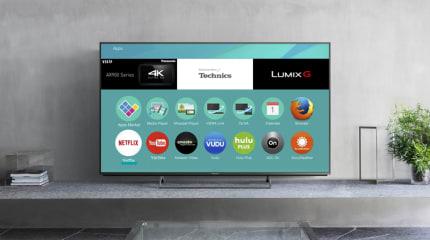 パナソニック、Firefox OS 採用 4K テレビ CX850シリーズ発表。「My Home Screen 2.0 」機能搭載