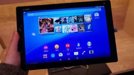 ソニー担当者が語るXperia Z4 Tablet 『いかに薄く軽く、機能を最新に』