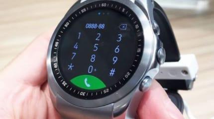 LG Watch Urbane LTE 実機インプレ。重厚なメタル筐体、VoLTE通話など並々ならぬスマートウォッチ