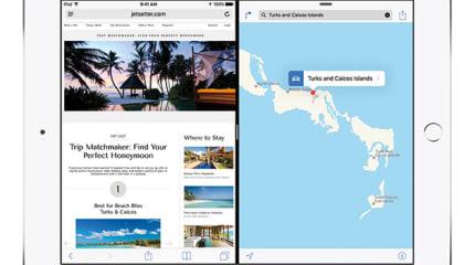 速報:iOS 9で iPadが画面分割マルチタスク対応。要 iPad Air 2以降