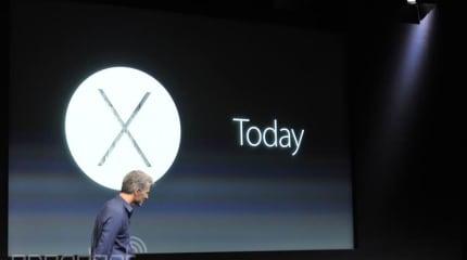 速報:OS X 10.10 Yosemite は本日提供開始、価格は無料