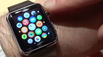 動画:Apple Watchの使用感、操作感良好もAndroidスマートウォッチとの違い薄く