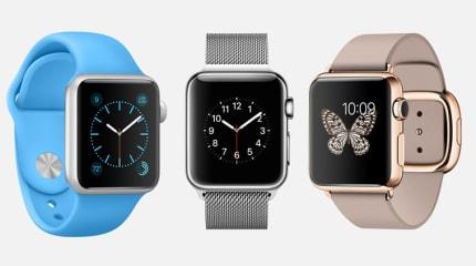 Apple Watch 全38モデルの価格一覧。最高は218万円(税別)
