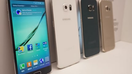 日本語UIで触れる Galaxy S6 / S6 edge。メタルとガラスの高級感、高性能な納得のフラッグシップ