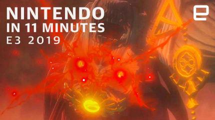 11 分钟看完任天堂在 E3 发布的新作