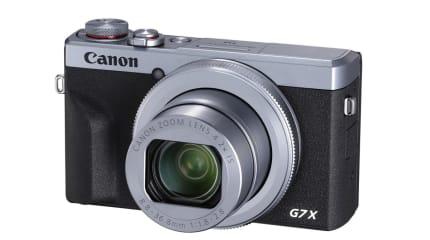 キヤノン、YouTube配信できるコンデジ「PowerShot G7 X Mark III」8月上旬発売