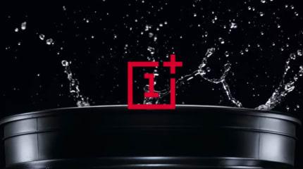 一加表明新旗舰不会有防水认证,却主动扔到水里