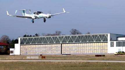 德国首度演示自主飞机降落系统