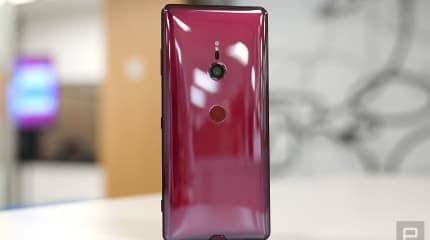 Sony Xperia XZ3 評測:總算做對了
