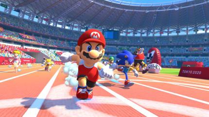 Sega 2020 东京奥运官方授权游戏将于夏季登陆各平台