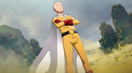 ゲームバランスが心配な格ゲー『ONE PUNCH MAN A HERO NOBODY KNOWS』発表