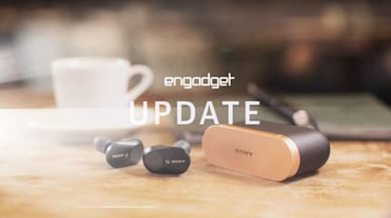 Engadget Update 第 30 集:Sony 最新降噪真・無線耳機開箱
