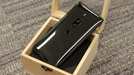 Sony Xperia XZ2 Premium 評測:暗光雙瞳所看到的,是沉重的現實