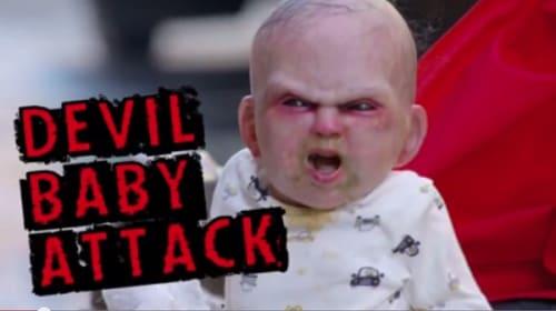 ホラー映画のどっきりプロモーション動画が怖すぎる!