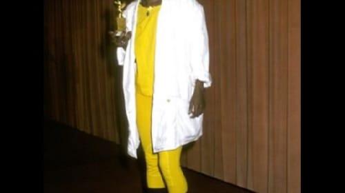 最もインパクトのあったゴールデン・グローブ賞授賞式での奇抜な装いは?