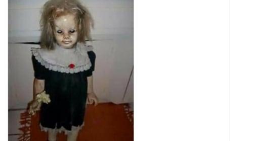 海外交流サイトに1ドルで売られている女の子の人形がコワすぎると話題に