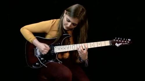 オッサン大熱狂!16歳の美少女がアイアン・メイデンの曲を完コピしてて素晴らしすぎる【動画】