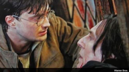 『ハリー・ポッター』のハリーとスネイプ先生が新種のカニの名前に