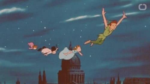 映画『ピーター・パン』オリジナル版の声優が語るウォルト・ディズニーの思い出