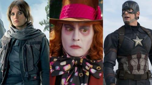 2016年に成功したハリウッド映画の5つのトレンドとは?