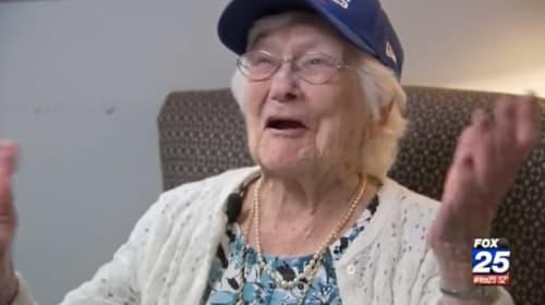 カブスの前回優勝年に生まれ108年越しの栄光を見届けたおばあちゃん、ワールドシリーズ制覇の1週間後に逝去