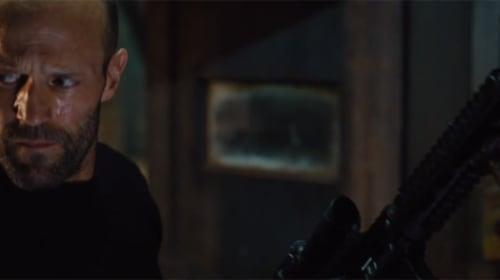 世界最強のハゲ、ジェイソン・ステイサムがトミー・リー・ジョーンズに「殺してやる!」と挑発!『メカニック』続編激シブ特報解禁!ジェシカ・アルバの水着もあるよ