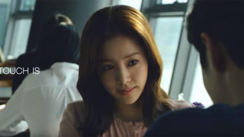 「タッチ」とは、愛、理解、魔法、会話... 韓国化粧品メーカーのCMがグッとくる【動画】