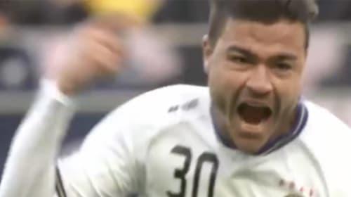 偉業すぎる!柏・クリスティアーノのベガルタ戦FKハットトリックが海外からも大絶賛【動画】