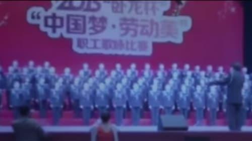 衝撃!中国の合唱コンクールで80人が突然消えるハプニングが発生【動画】