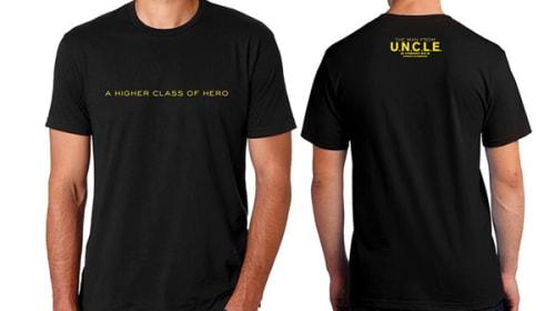 11月14日公開『コードネーム U.N.C.L.E.』特製Tシャツを3名様にプレゼント