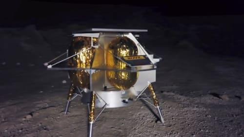 「月を身近な存在に」米アストロボティック社が、月に荷物を配達するサービスの提供を目指す