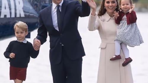 キャサリン妃が明かした、ジョージ王子の最近のお気に入りとは?