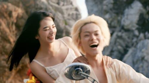 『溺れるナイフ』予告編公開 小松菜奈の笑顔がまぶしすぎる!菅田将暉のツンデレシーンも登場【動画】