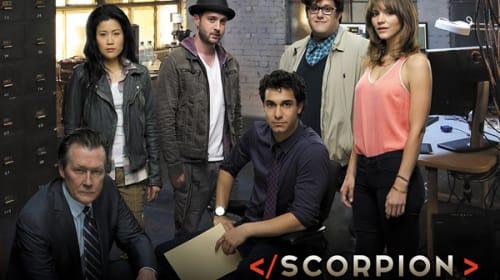 【募集終了】「SCORPION/スコーピオン シーズン2」特別試写会に5組10名様ご招待