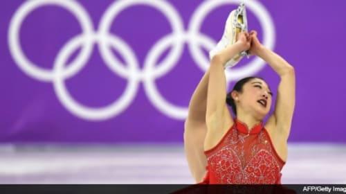 長洲未来、残念な結果に終わった五輪女子フリーは『アメリカン・ダンシングスター』のオーディションのつもりで滑ったと明かす