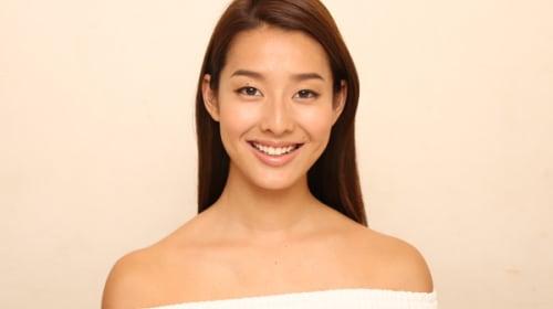 ハワイ育ちの国際派女優・すみれ、真田広之からのアドバイスに感動!「お侍さまに見えるほど素敵でした(笑)」