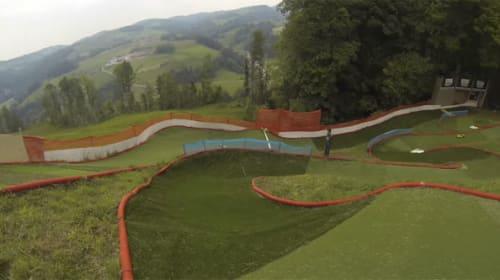 個人で作ったラジコン専用コースがどれも規格外すぎる!オーナー渾身のサーキットが大集合