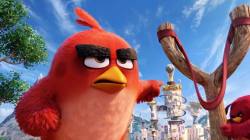 飛べない鳥がついに空を飛ぶ!ふわっふわの鳥たちが超絶可愛い 映画『アングリーバード』予告編
