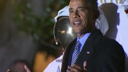 オバマ米大統領、2030年までに火星到達を目指すと宣言