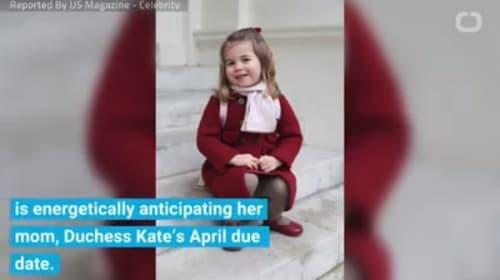 英ウィリアム王子が明かしたシャーロット王女の新しい趣味とは?