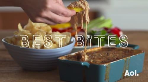 じっくり炒めた飴色玉ねぎとカリカリベーコンのディップソース【レシピ動画】
