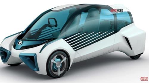 トヨタ、未来のコンセプトカーがカッコよすぎると話題に 2050年にはCO2排出量ゼロ宣言も【動画】