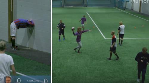 【真似しちゃダメ!】22人全員が泥酔してサッカーをする、ある検証ビデオが話題に